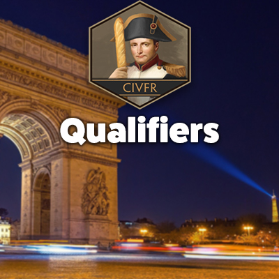CivFR Qualifiers