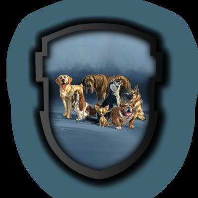 team barking gang logo