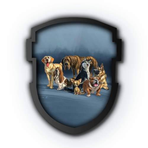 team barking gang logo