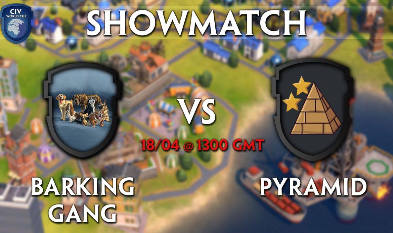 Pyramid vs Barking Gang