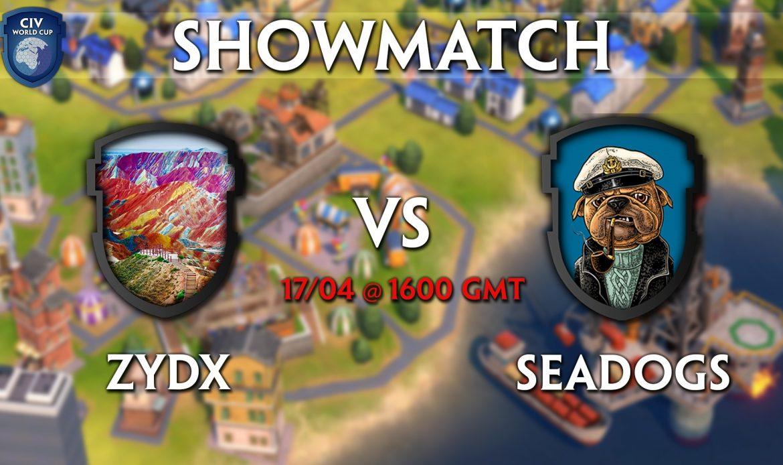 ZyDx vs Seadogs