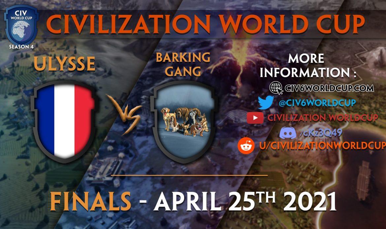 Ulysse vs Barking Gang – Finals – Game 1